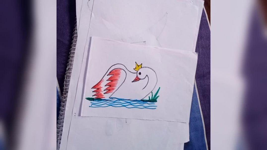 Easy drawing for kids/আঁকাআঁকি