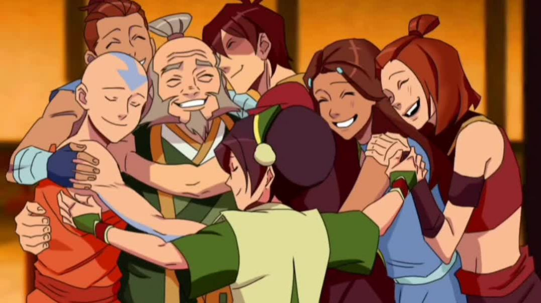 Avatar Aang Drawing
