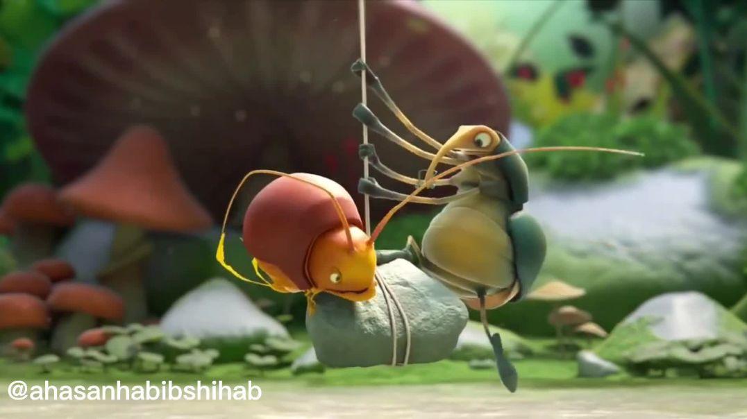 Bugs Cartoon    3D Animation Short Film    SHIHABALDINOFFICIAL   