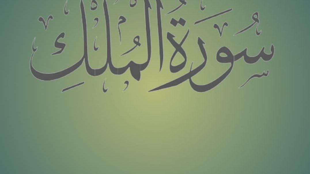 Surah Al Mulk Ariful Islam Rabby