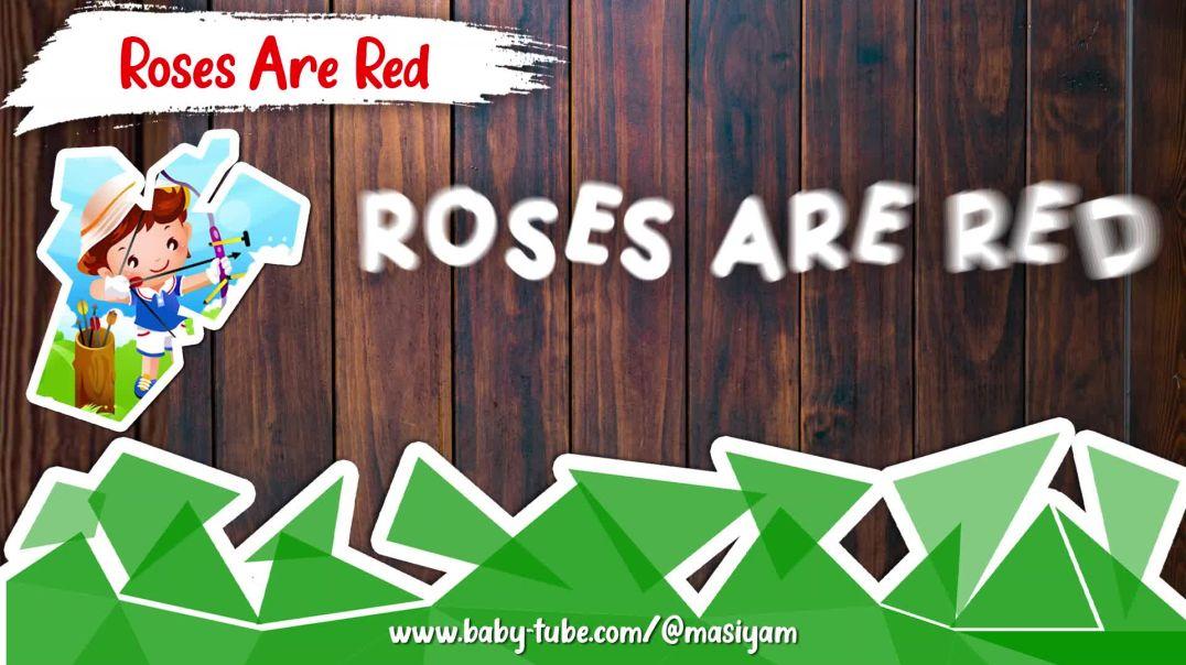 Roses Are Red | English Poem | @masiyam