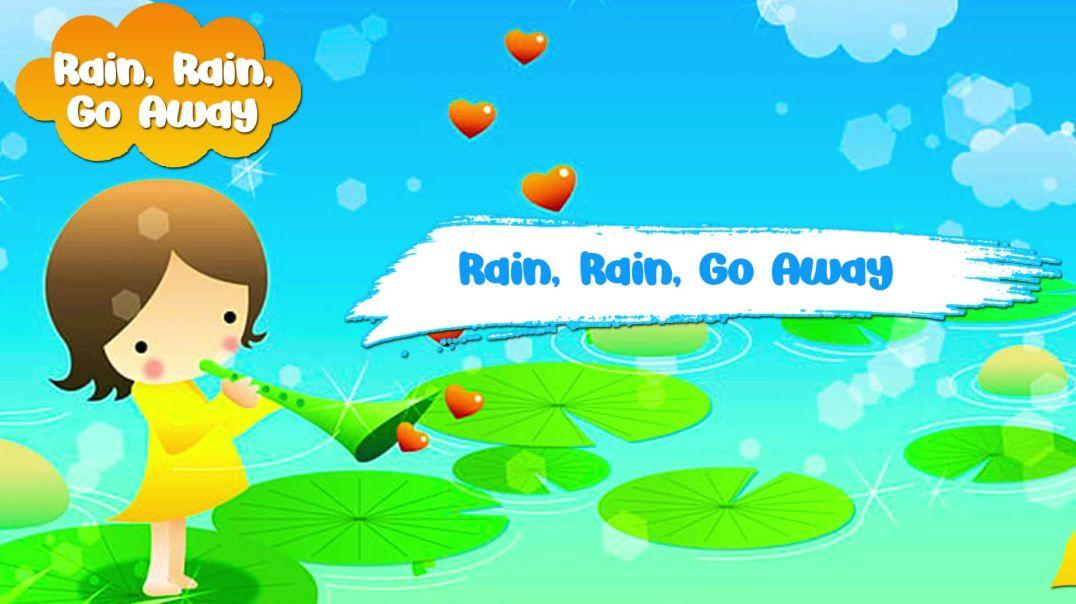 Rain Rain Go Away | English Poem | @masiyam